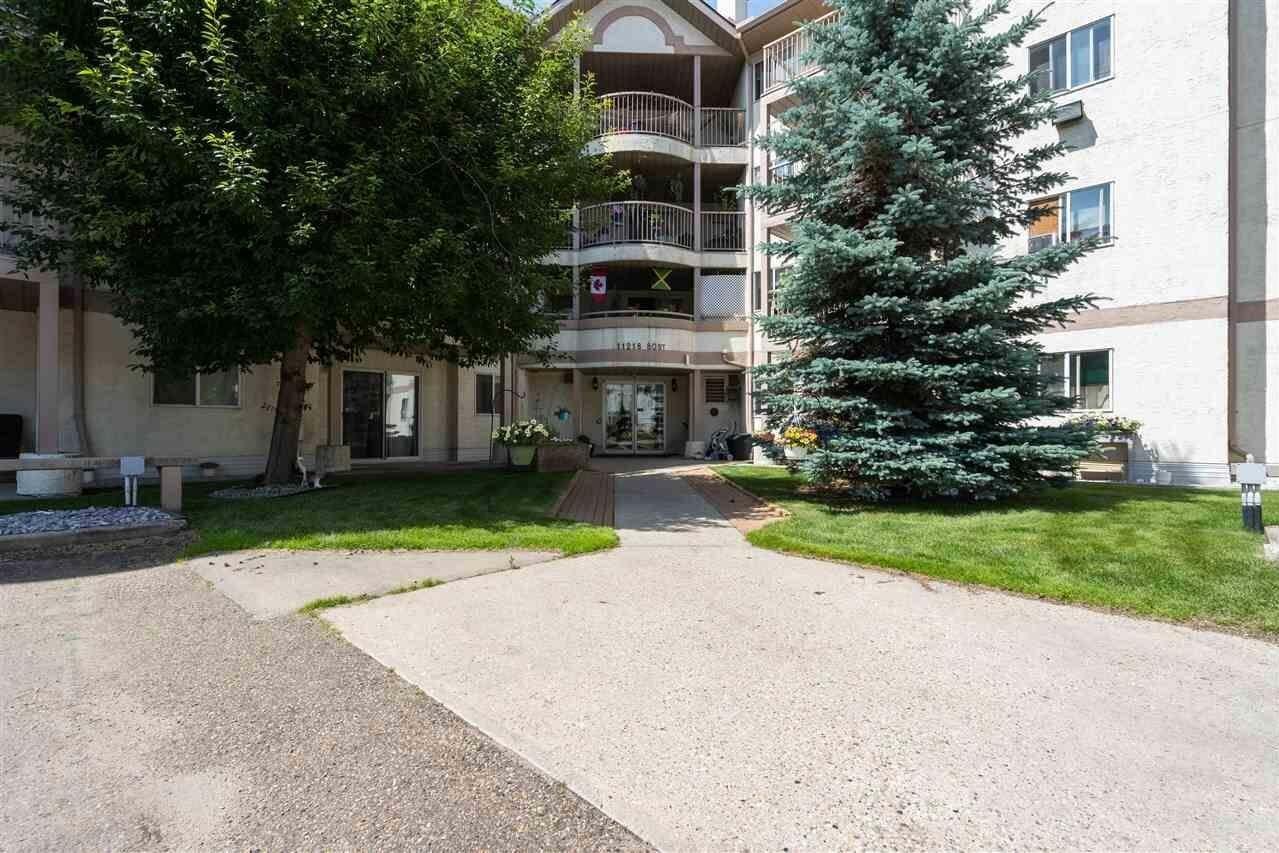 Condo for sale at 11218 80 St NW Unit 306 Edmonton Alberta - MLS: E4205926