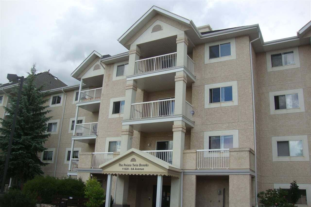 Condo for sale at 11620 9a Av NW Unit 306 Edmonton Alberta - MLS: E4182924