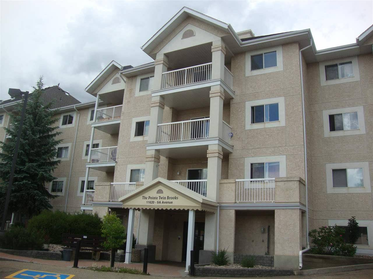 Condo for sale at 11620 9a Ave Nw Unit 306 Edmonton Alberta - MLS: E4182924