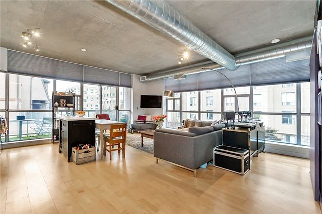For Rent: 306 - 1375 Dupont Street, Toronto, ON | 1 Bed, 1 Bath Condo for $2,250. See 20 photos!