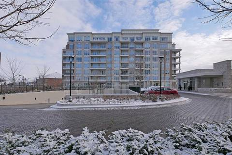 Condo for sale at 15 Stollery Pond Cres Unit 306 Markham Ontario - MLS: N4395162