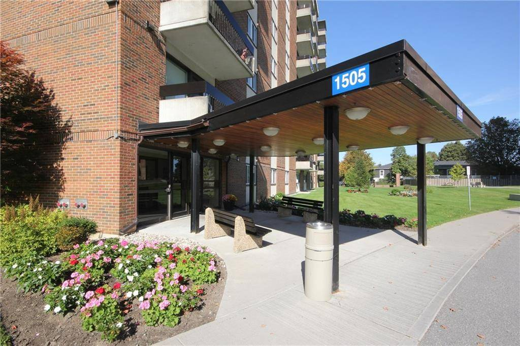 Condo for sale at 1505 Baseline Rd Unit 306 Ottawa Ontario - MLS: 1169901