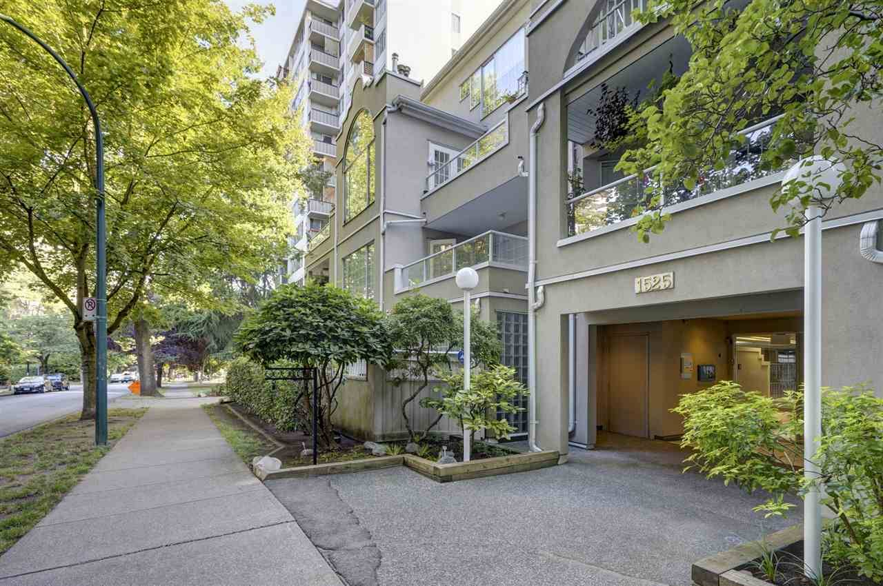 Buliding: 1525 Pendrell Street, Vancouver, BC