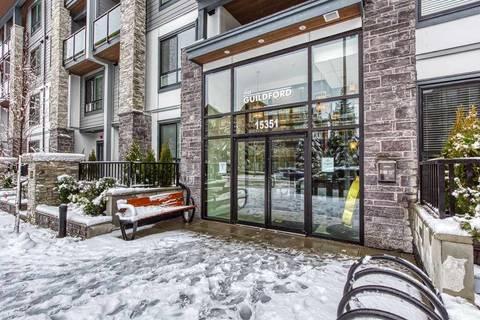 Condo for sale at 15351 101 Ave Unit 306 Surrey British Columbia - MLS: R2429356