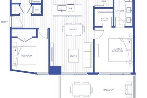 Condo for sale at 1588 Johnston Rd Unit 306 White Rock British Columbia - MLS: R2428232