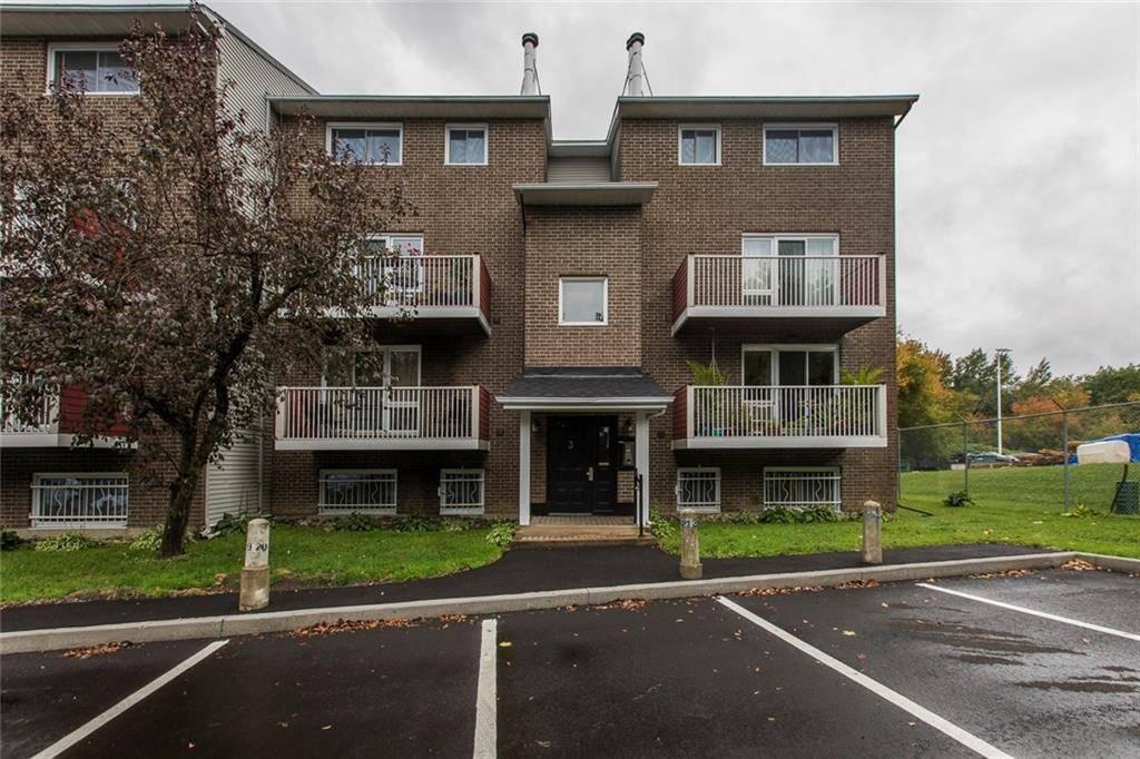 House for sale at 1589 Bernard St Unit 306 Ottawa Ontario - MLS: 1170598