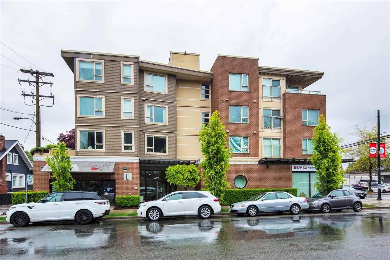 Buliding: 1689 East 13th Avenue, Vancouver, BC