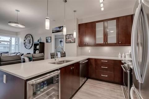Condo for sale at 1720 10 St Southwest Unit 306 Calgary Alberta - MLS: C4245878