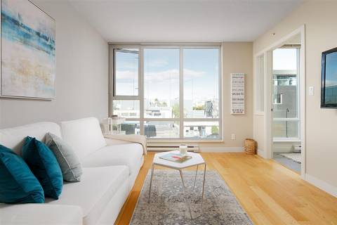 Condo for sale at 1808 3rd Ave W Unit 306 Vancouver British Columbia - MLS: R2382056