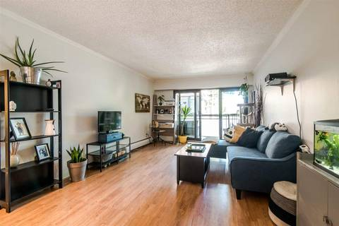 Condo for sale at 1855 Nelson St Unit 306 Vancouver British Columbia - MLS: R2387733