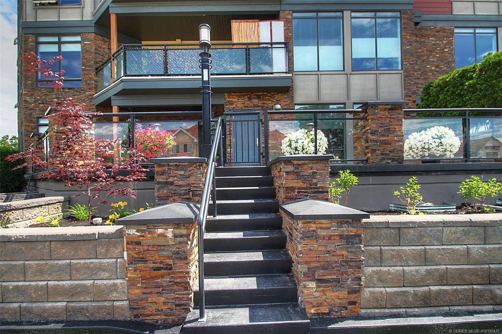 Condo for sale at 1933 Ambrosi Rd Unit 306 Kelowna British Columbia - MLS: 10199435