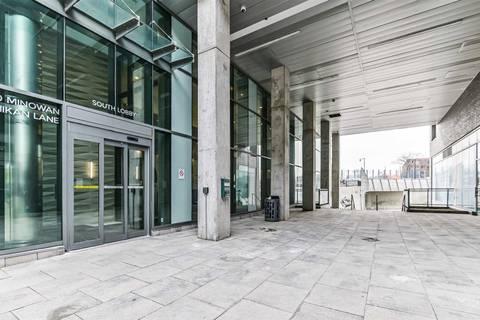 Apartment for rent at 20 Minowan Miikan Ln Unit 306 Toronto Ontario - MLS: C4692822