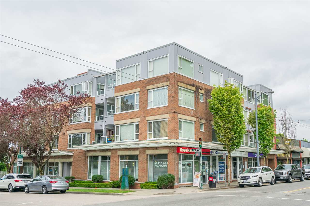 For Sale: 306 - 2103 West 45th Avenue, Vancouver, BC | 2 Bed, 2 Bath Condo for $980,000. See 20 photos!