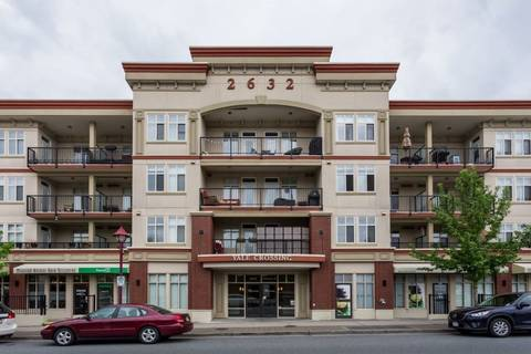 Condo for sale at 2632 Pauline St Unit 306 Abbotsford British Columbia - MLS: R2394548