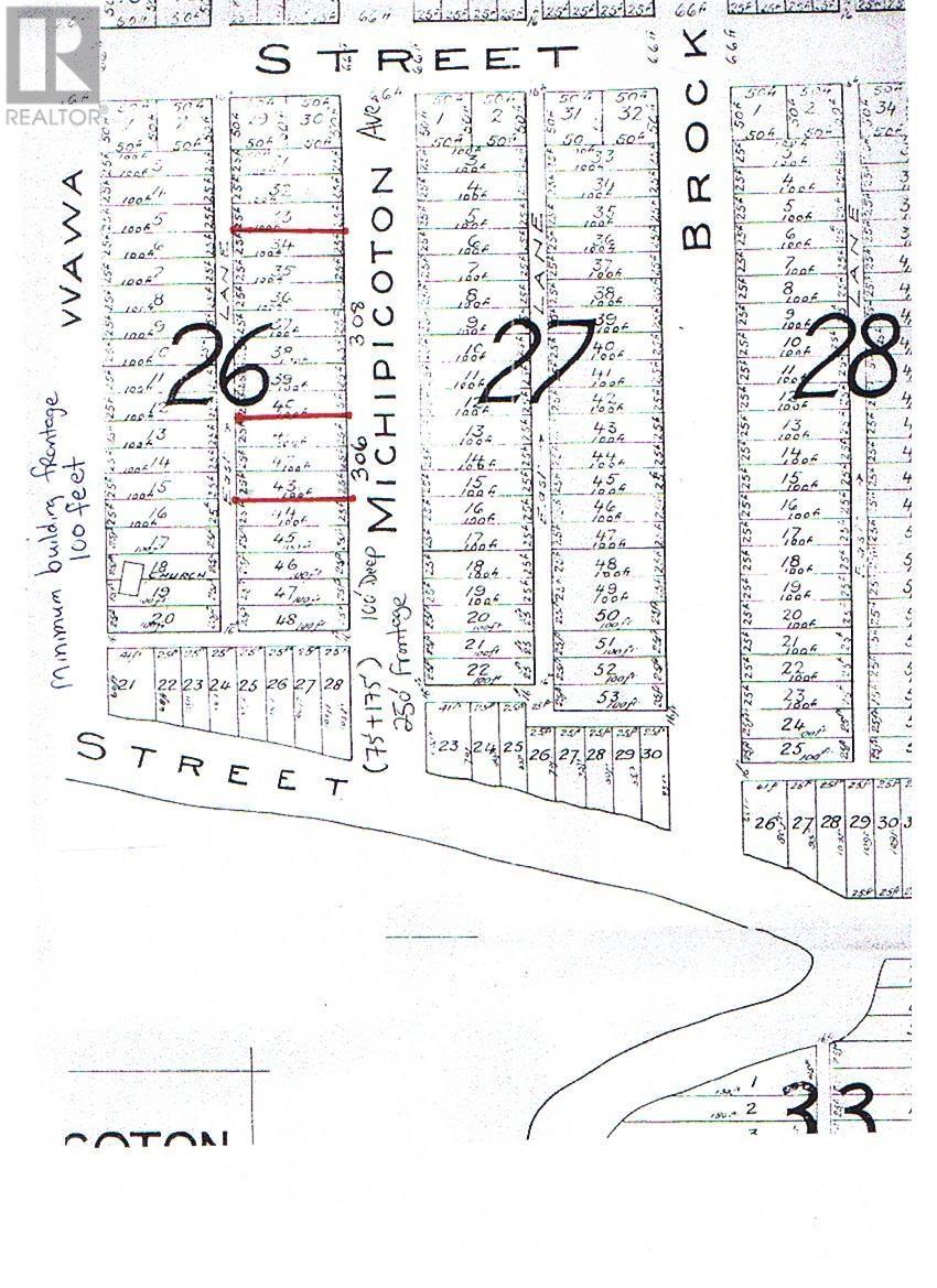 Removed: 306 - 308 Michipicoten Avenue, Wawa, ON - Removed on 2018-06-30 10:12:24