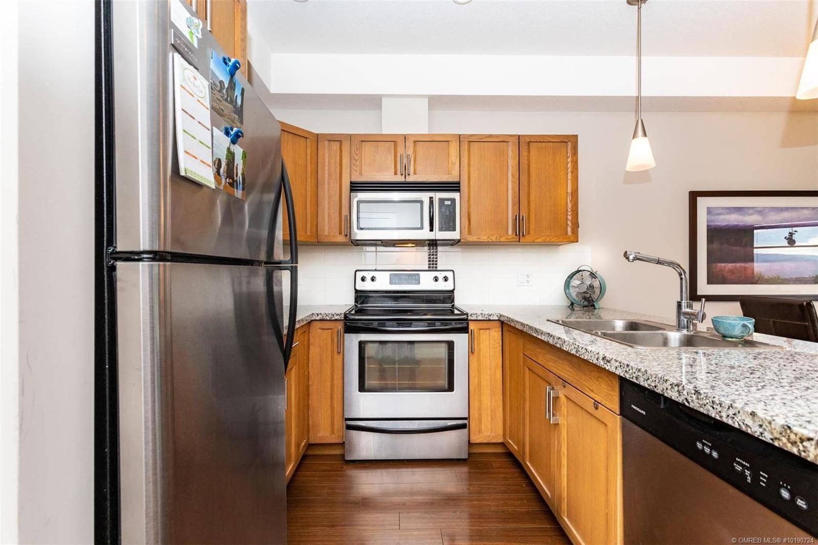Condo for sale at 3211 Skyview Ln Unit 306 West Kelowna British Columbia - MLS: 10190724
