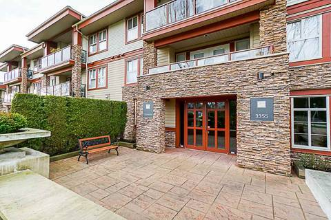 Condo for sale at 3355 Rosemary Heights Dr Unit 306 Surrey British Columbia - MLS: R2375676