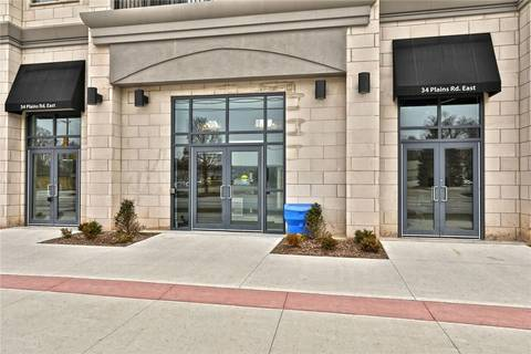 Condo for sale at 34 Plains Rd E Unit 306 Burlington Ontario - MLS: H4053119