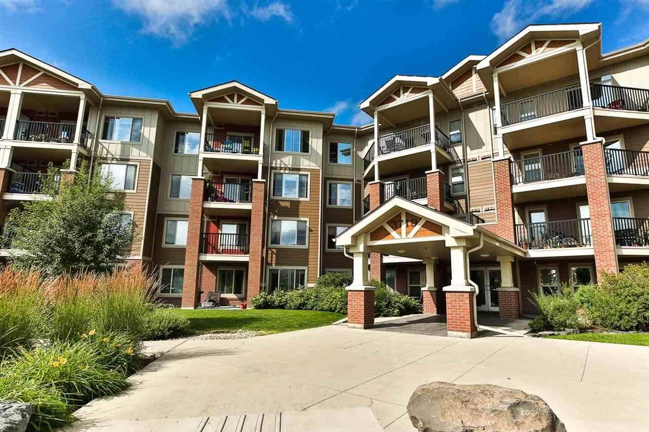 Condo for sale at 3719 Whitelaw Ln Nw Unit 306 Edmonton Alberta - MLS: E4168472