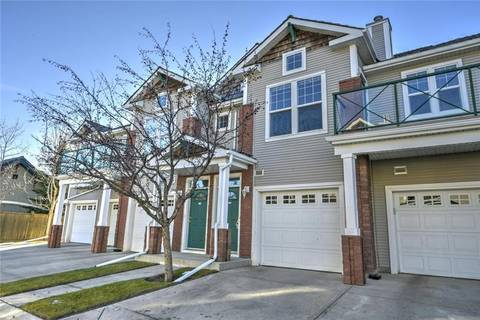 Townhouse for sale at 39 Hidden Creek Pl Nw Unit 306 Hidden Valley, Calgary Alberta - MLS: C4218136
