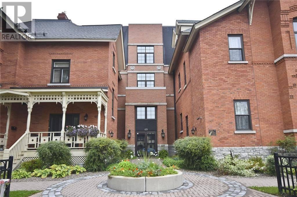 Condo for sale at 419 Laurier Ave E Unit 306 Ottawa Ontario - MLS: 1169922