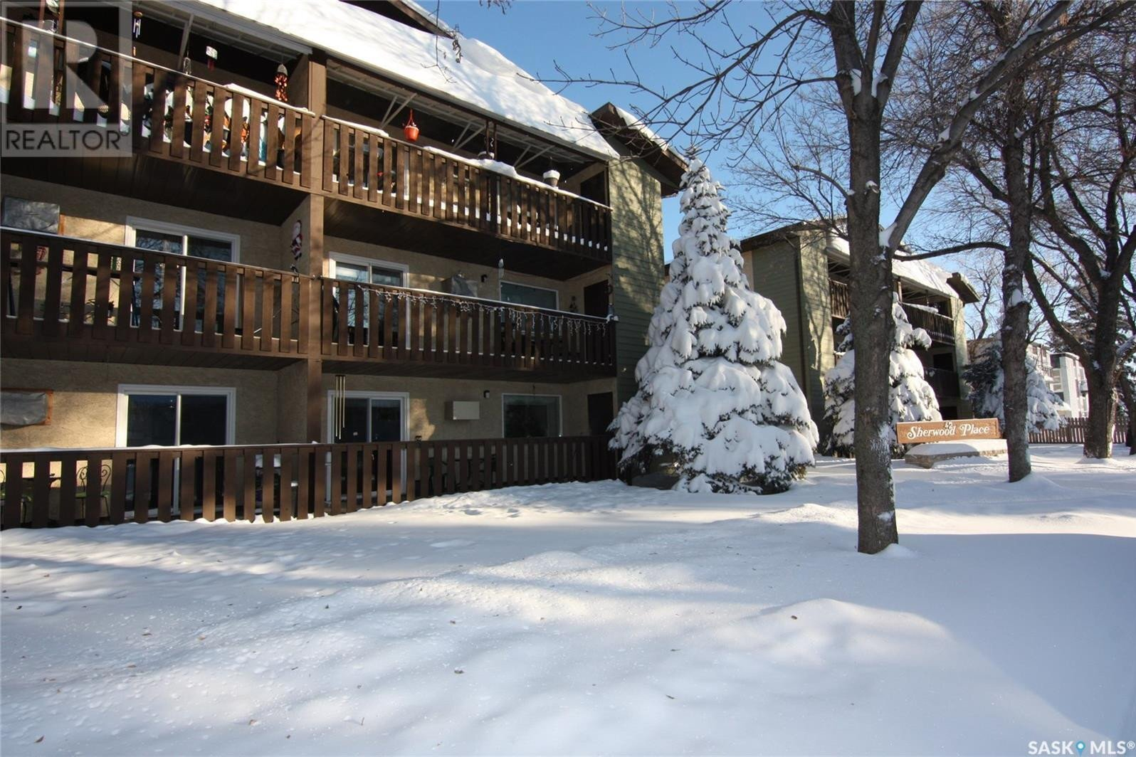 Condo for sale at 42 27th St E Unit 306 Prince Albert Saskatchewan - MLS: SK833902