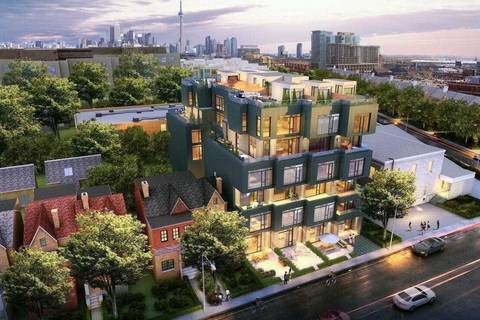 Condo for sale at 45 Dovercourt Rd Unit 306 Toronto Ontario - MLS: C4730199