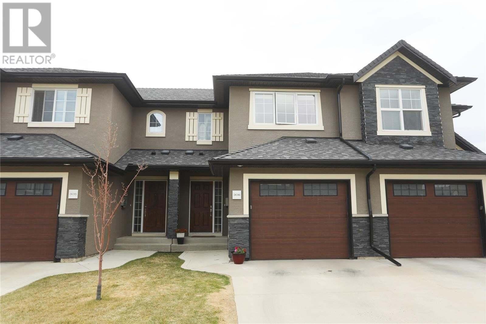 Townhouse for sale at 455 Rempel Ln Unit 306 Saskatoon Saskatchewan - MLS: SK808978