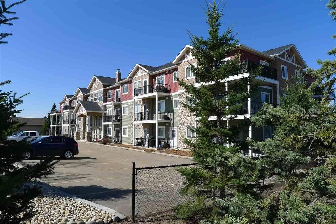 Condo for sale at 4922 52 St Unit 306 Gibbons Alberta - MLS: E4186948