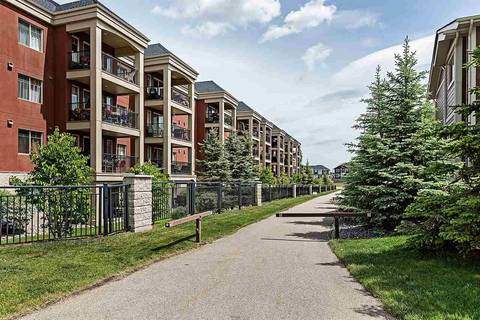 Condo for sale at 501 Palisades Wy Unit 306 Sherwood Park Alberta - MLS: E4160812