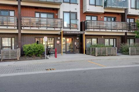 Condo for sale at 5035 Harvard Rd Unit 306 Mississauga Ontario - MLS: W4582025