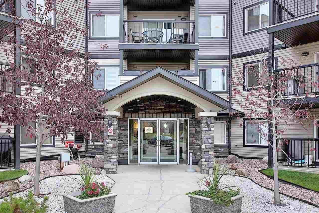 Condo for sale at 5951 165 Av NW Unit 306 Edmonton Alberta - MLS: E4217999