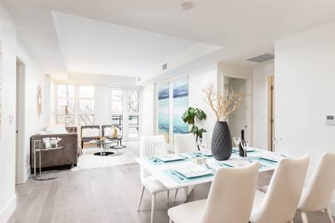 Condo for sale at 6168 East Boulevard St Unit 306 Vancouver British Columbia - MLS: R2417939