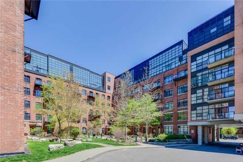 Condo for sale at 68 Broadview Ave Unit 306 Toronto Ontario - MLS: E4458261