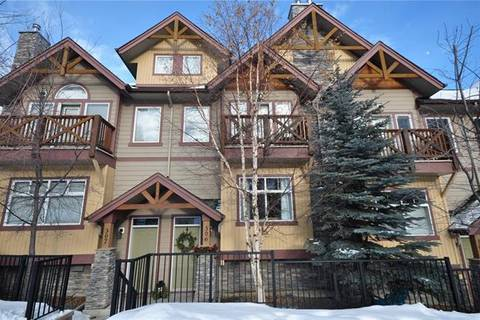 Townhouse for sale at 85 Dyrgas Gt Unit 306 Canmore Alberta - MLS: C4285476