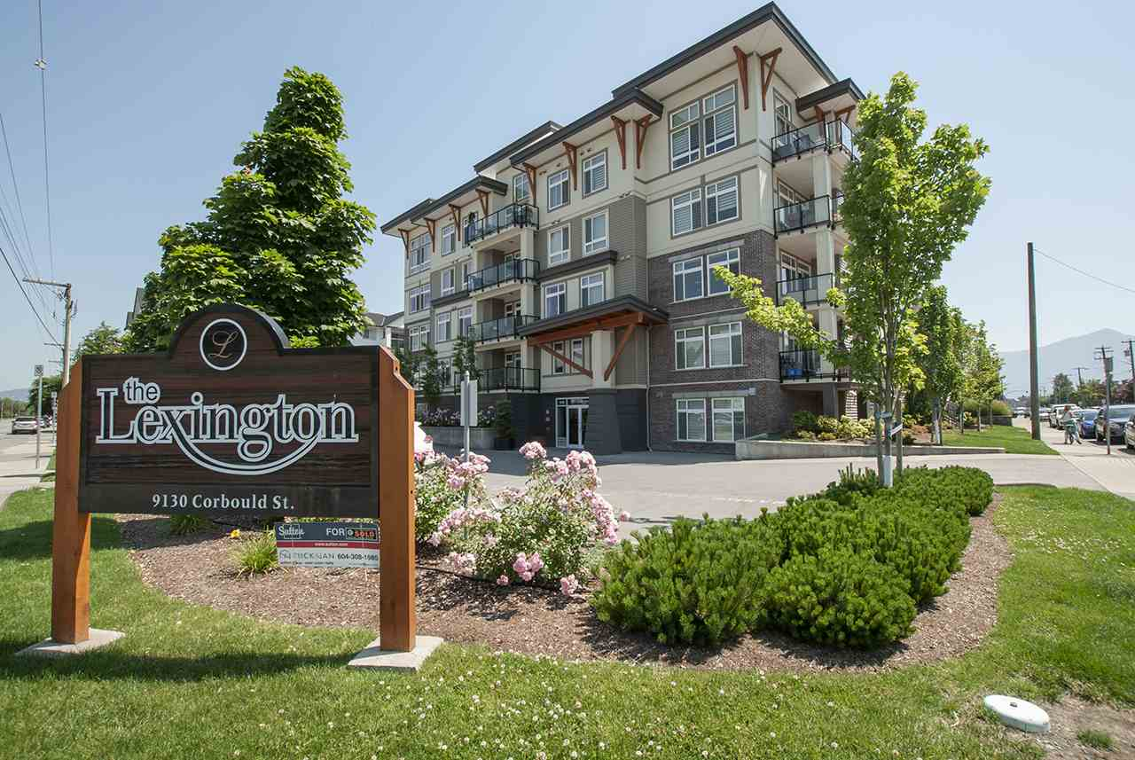 Sold: 306 - 9130 Corbould Street, Chilliwack, BC