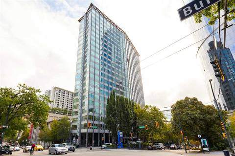 Condo for sale at 989 Nelson St Unit 306 Vancouver British Columbia - MLS: R2406226