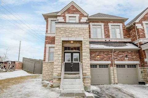 Townhouse for sale at 306 Chouinard Wy Aurora Ontario - MLS: N4413592