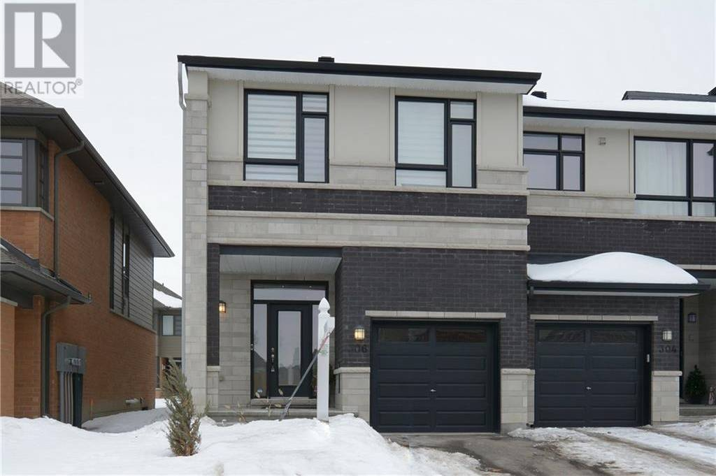 Townhouse for sale at 306 Dolce Cres Ottawa Ontario - MLS: 1183337