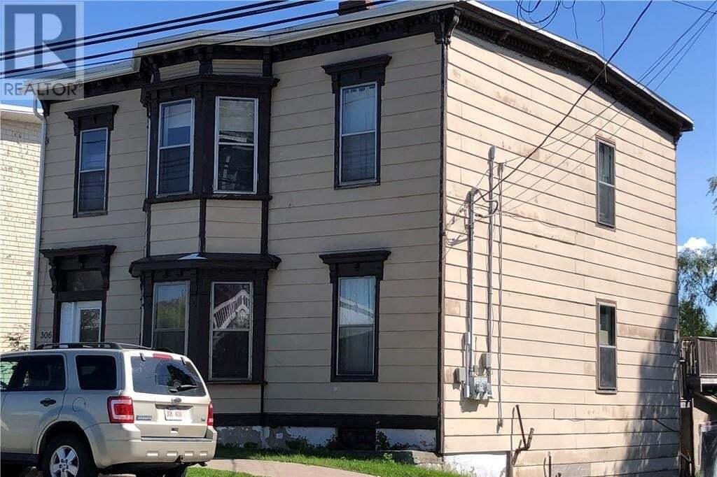 Townhouse for sale at 306 Douglas Ave Saint John New Brunswick - MLS: NB046493