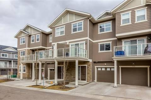 Townhouse for sale at 306 Evanston Manr Northwest Calgary Alberta - MLS: C4240906