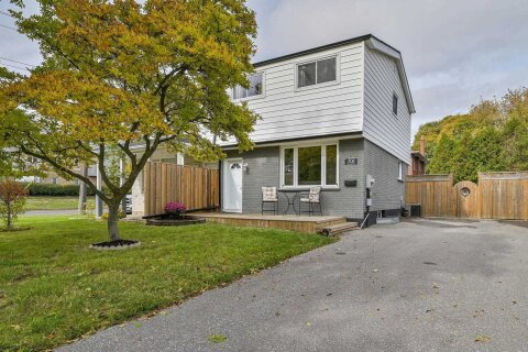 Townhouse for sale at 306 Fernwood Ave Oshawa Ontario - MLS: E4963345