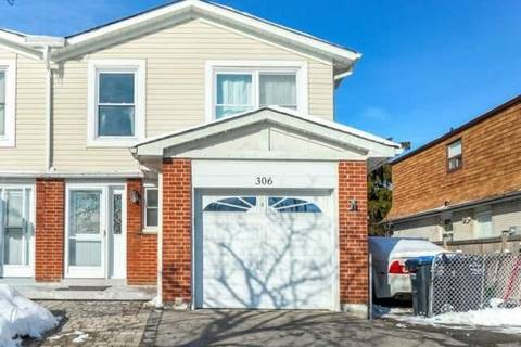 Townhouse for sale at 306 Hansen Rd Brampton Ontario - MLS: W4705969