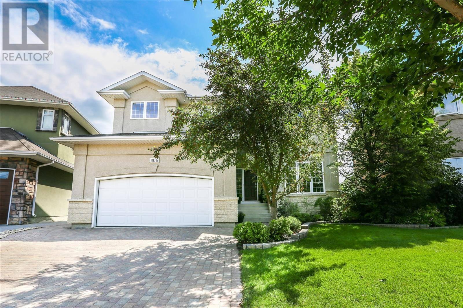 House for sale at 306 Wright Ct Saskatoon Saskatchewan - MLS: SK782292