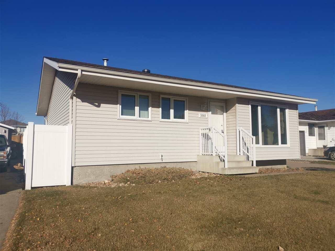 House for sale at 3060 143 Ave Nw Edmonton Alberta - MLS: E4177295