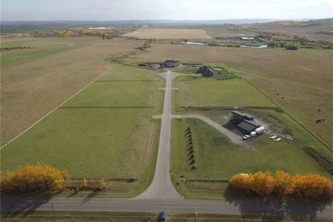 Home for sale at 306014 43 St West Rural Foothills County Alberta - MLS: C4265038