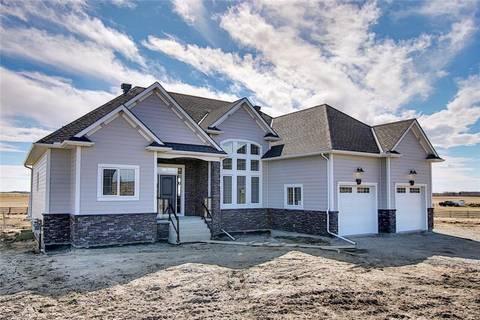 House for sale at 306026 43 St West De Winton Alberta - MLS: C4270805
