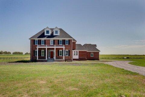 House for sale at 306036 43 St W De Winton Alberta - MLS: A1027427