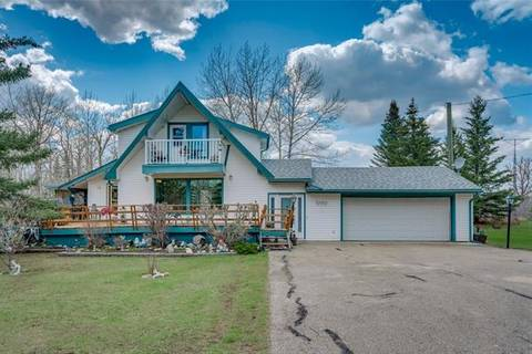 House for sale at 306053 176 St West Rural Foothills County Alberta - MLS: C4247768