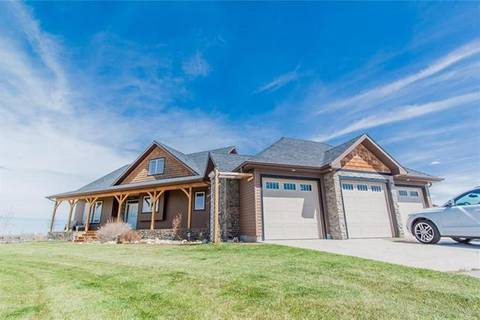 House for sale at 306082 Aspen Meadows Ri East Rural Foothills County Alberta - MLS: C4233751
